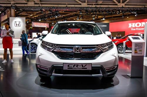 Honda al Salone di Parigi 2018 (4)