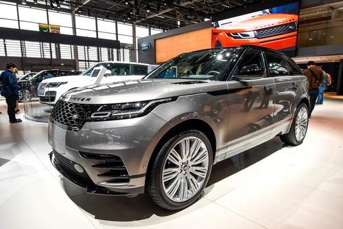 Land Rover al Salone di Parigi 2018 (9)