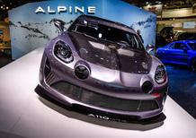 Alpine al Salone di Parigi 2018