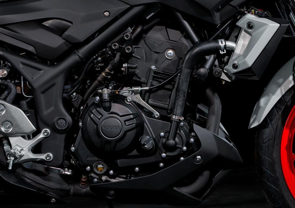 Yamaha MT-03 (2018 - 19) (3)