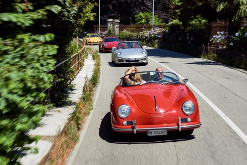 Porsche 356 Speedster, Piccola regina over60 (3)