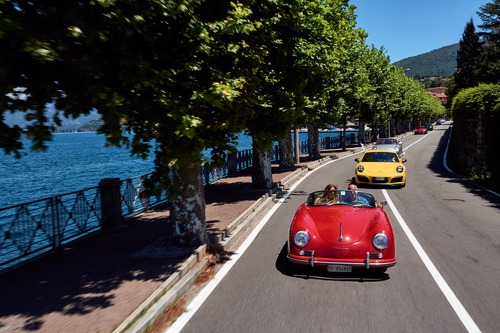 Porsche 356 Speedster, Piccola regina over60 (9)