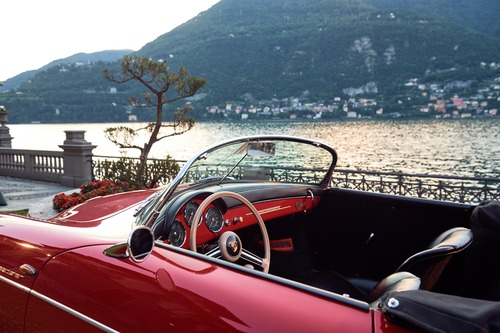 Porsche 356 Speedster, Piccola regina over60 (4)