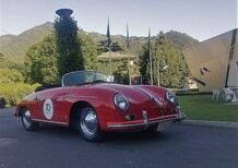Porsche 356 Speedster, Piccola regina over60
