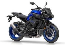 Yamaha MT-10 (2017 - 20)