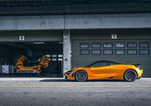 McLaren 720S, ecco il track pack per la pista