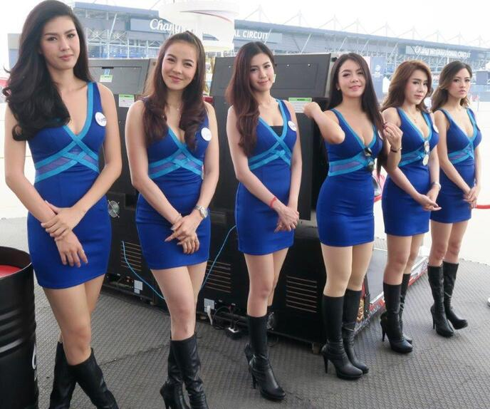 SBK 2016. Le foto dietro le quinte del GP di Thailandia