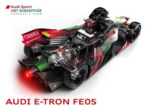 Formula E 2018-19: Audi presenta la monoposto e-tron FE05 (5)