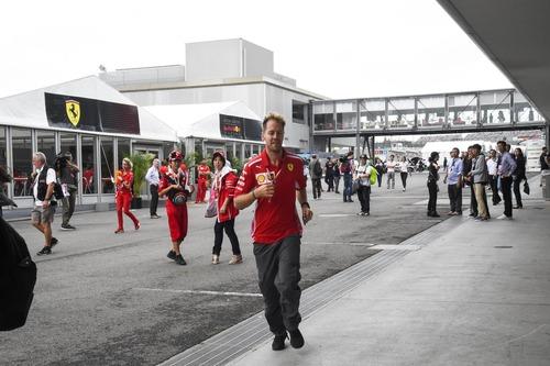 F1, GP Giappone 2018, Vettel: «Decisione sbagliata ma condivisa» (4)