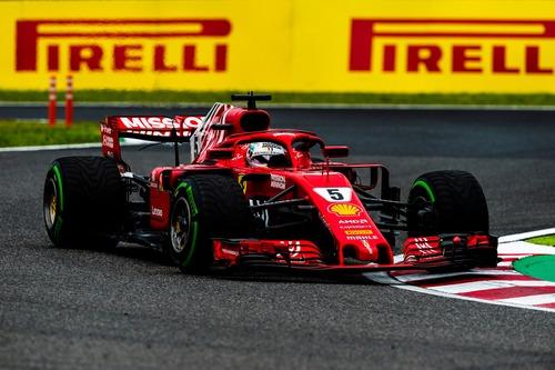 F1, GP Giappone 2018: Ferrari, manca lucidità