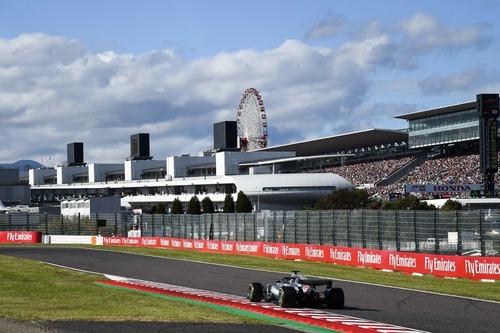 F1, GP Giappone 2018: vince Hamilton. Sesto Vettel (9)