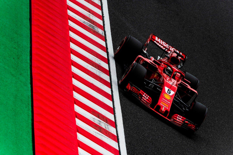 Risultati immagini per F1 Gp giappone 2018