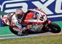 Fabrizio è il più veloce nelle qualifiche alla Superpole