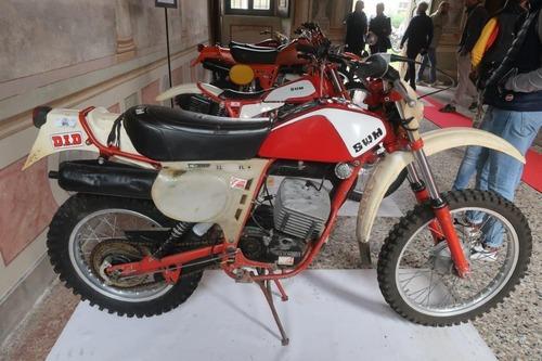 Moto Expo di Villa Barni. Protagoniste le SWM da Regolarità (2)