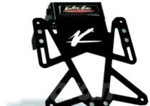 Portatarga Extreme Valter Moto