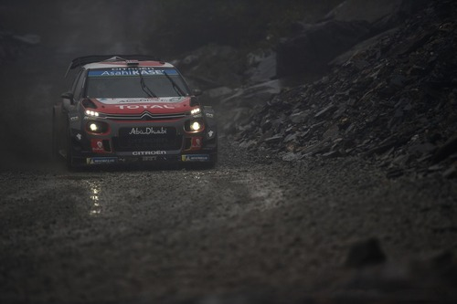 WRC, Rally Galles 2018: le foto più belle (8)
