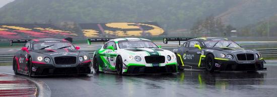 In Assetto Corsa Competizione saràpresente la Bentley Continental GT3, 4.0 V8 biturbo in grado di erogare più di550 CV