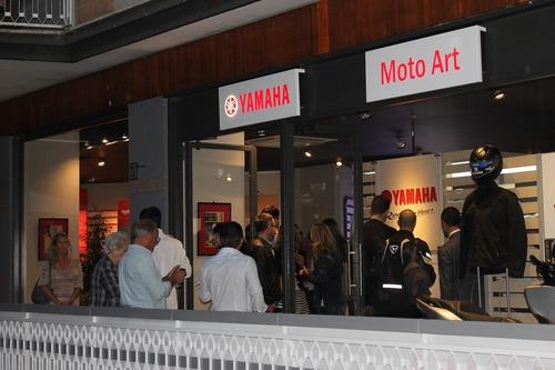Moto Art: nuova concessionaria Yamaha a Roma (8)