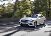 Mercedes-Benz S 560 e, anche la terza generazione è plug-in hybrid