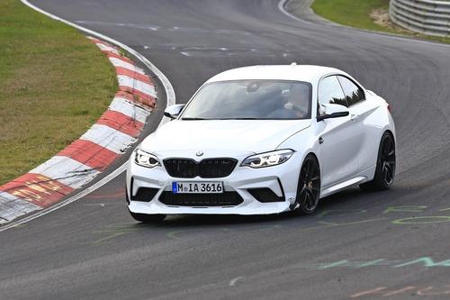 BMW M2 CS, ancora più cavalli per la M2? [Foto spia] (4)