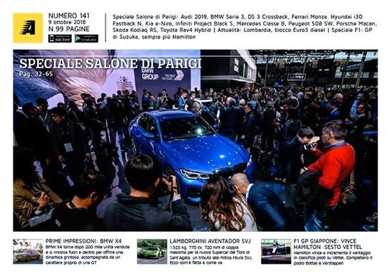 Magazine n°141: scarica e leggi il meglio di Automoto.it
