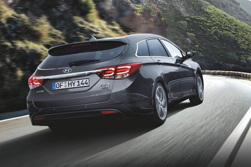 Hyundai i40 2019, restyling e motori Euro6d-TEMP (4)