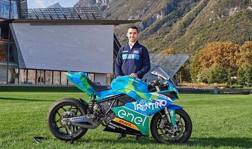 Presentato il Team Trentino Gresini MotoE (2)
