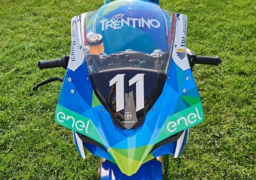 Presentato il Team Trentino Gresini MotoE (8)