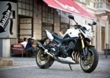 Yamaha FZ8 e Fazer 8 da oggi in allestimento Akraprovic