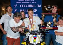 La bella storia di Zaeta e di Francesco Cecchini campioni del mondo