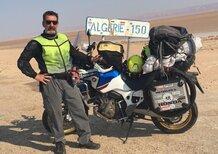 Marcello Carucci: il viaggiatore estremo