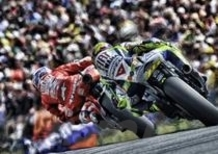 MotoGP. Le foto inedite del GP di Germania