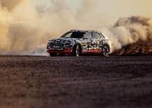 Audi e-tron: ecco dove e come è stato collaudato il prototipo [Video]