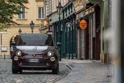 Fiat 500 Collezione: stile e colori per l'autunno (8)