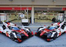 WEC, doppietta Toyota nelle qualifiche del Fuji