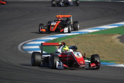 F3 FIA, Mick Schumacher campione europeo: due anni prima di papà Michael (2)