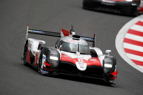 WEC 2018, Fuji: ennesima doppietta Toyota [video] (3)