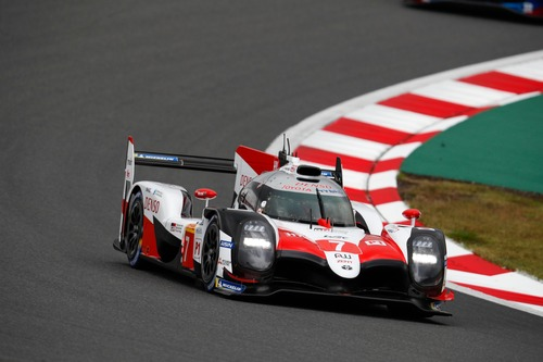 WEC 2018, Fuji: ennesima doppietta Toyota [video] (9)