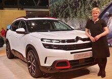 Salone di Parigi 2018, Linda Jackson, CEO Citroen: «La guida autonoma? Non sarà per tutti»