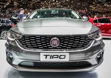 Il video di Fiat Tipo Wagon e 5 porte al Salone di Ginevra 2016