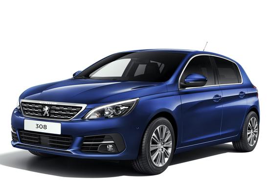 Peugeot 308 Tech Edition, ecco i prezzi