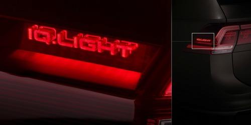 Volkswagen, Illuminazione: il futuro di gruppi ottici e segnalazioni visive dell'auto è già qui (2)