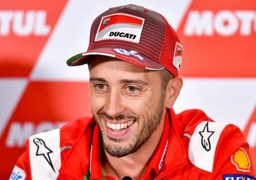 MotoGP 2018. Dovizioso: Grande rispetto per Marquez