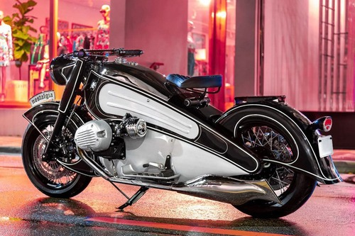 BMW R nineT Nostalgia Project, il boxer torna al 1934 (6)