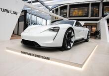 Porsche Taycan, Listino prezzi: la nuova auto elettrica di Stoccarda costa meno della Panamera?