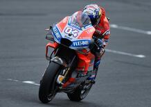 MotoGP 2018. Dovizioso in testa nelle libere in Giappone