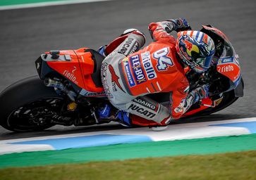 MotoGP 2018. Dovizioso in pole a Motegi