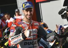 MotoGP 2018. Dovizioso: Sicuramente Marquez ci proverà