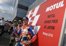 Spunti, considerazioni, domande dopo le QP del GP del Giappone