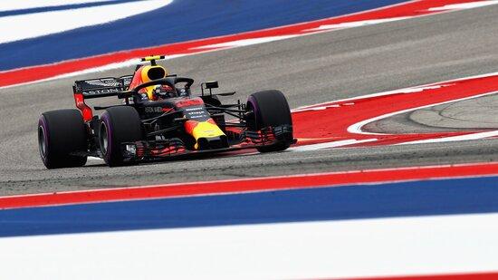 Seconda posizione per Max Verstappen ad Austin
